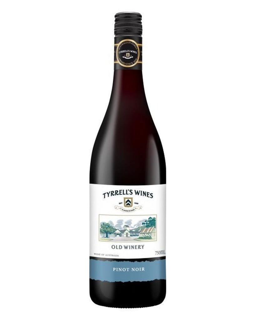Tyrrells Old Winery Pinot Noir 2018, 75 cl