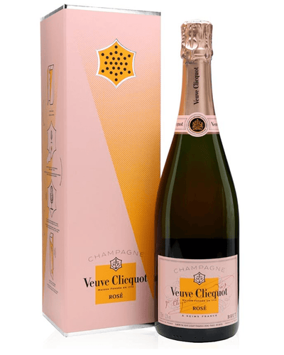Image: Veuve Clicquot Rose Clicq Call, 75cl