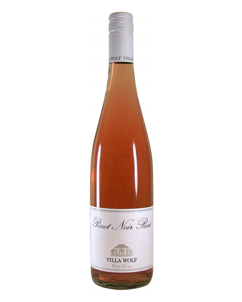 Shop Villa Wolf Pinot Noir Rose 2018, 75 cl at The Bottle Club