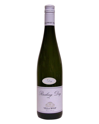 Image: Villa Wolf Riesling Dry 2016, 75 cl