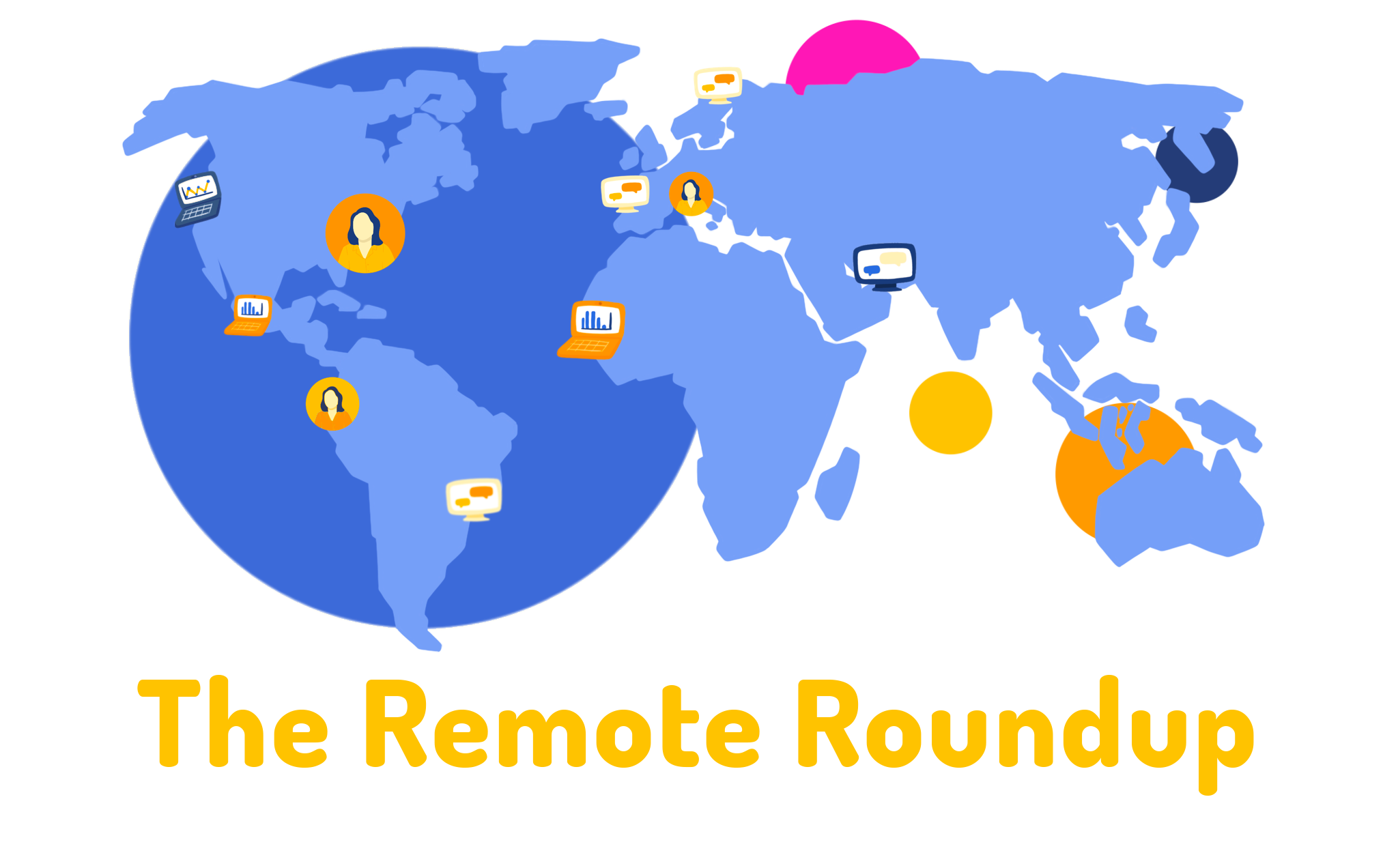 The Remote Roundup - May 28, 2021
