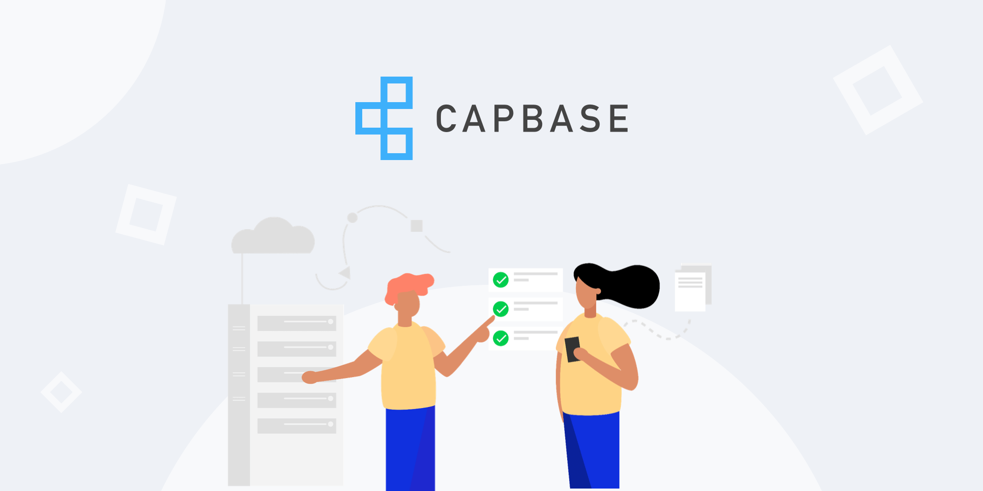 Our Partnership With Capbase