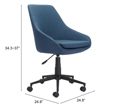 Equity Office Chair Blue