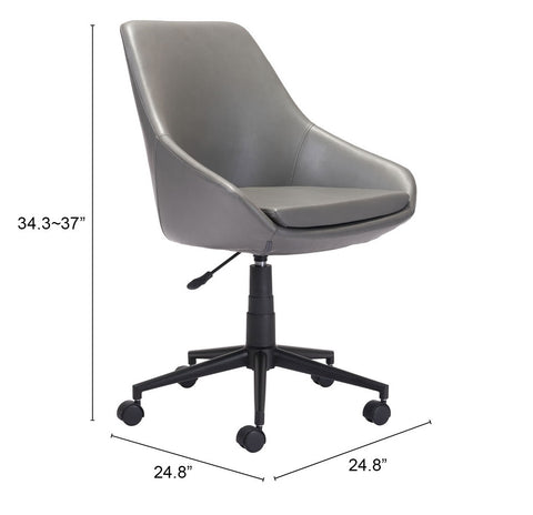 Equity Office Chair Gray