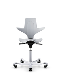 ergonomic chair for creating a small home office