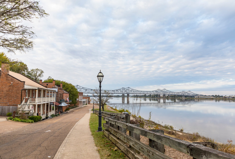 Natchez mississippi remote work incentive