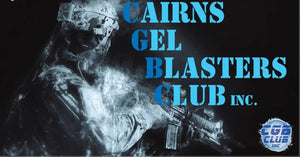 Cairns Gel Blasters Club Inc.