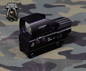 Shielded Red dot sight