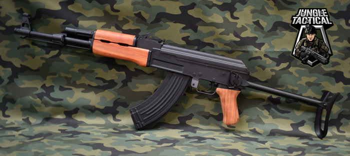 RX AKS47 With Wooden Parts