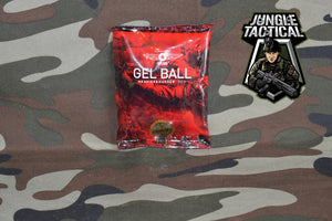 Warinterest V3 red heavier & harder gel balls