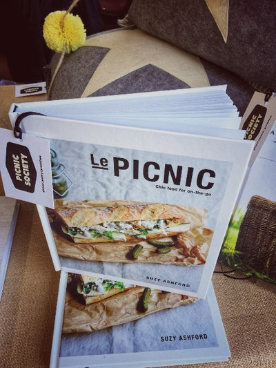 Le Picnic Chic Food for on-the-go