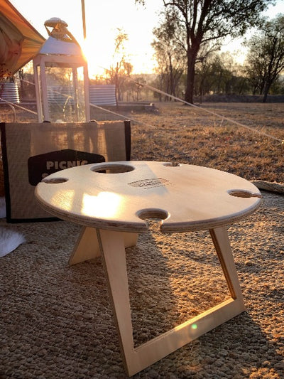 Handmade Picnic Table