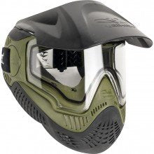 Valken MI-9 thermal paintball mask