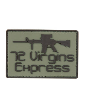 Tactical Patch - 72 Virgins Express