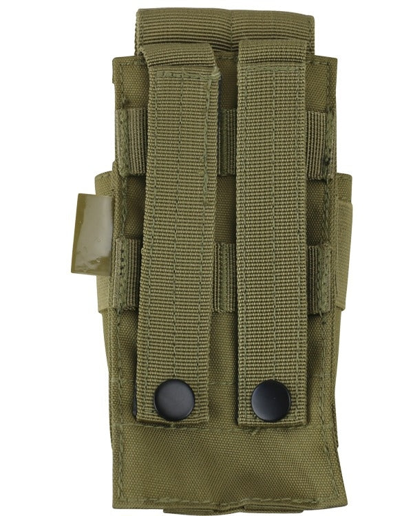 Single Mag Pouch Velcro Style