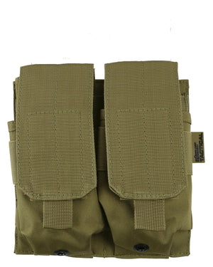 Double Mag Pouch Velcro Style