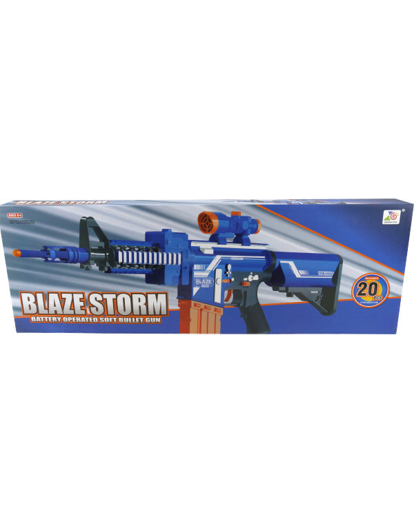 Blaze Storm M4 Assault Rifle