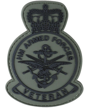 HM Armed Forces Veterans Patch