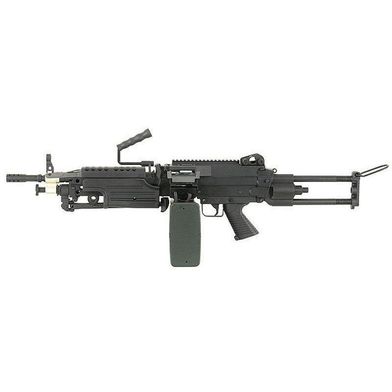 FN Herstal Minimi M249 Para with Sound Control Drum Magazine