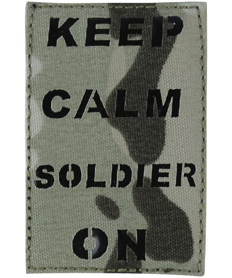 Tactical Patch - Keep Calm BTP