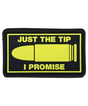 Tactical Patch - Just The Tip
