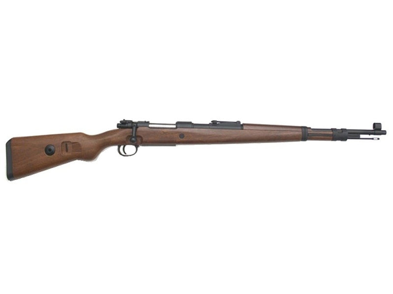 S&T/Snow Wolf KAR98K Spring Sniper Rifle (Faux Wood)