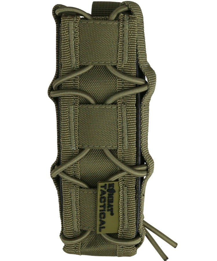 Extended Pistol Mag Pouch - Single