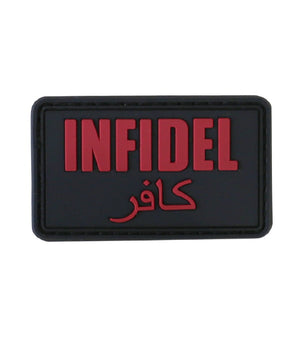 Tactical Patch - Infidel