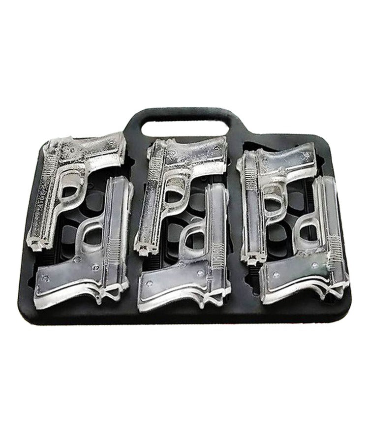 Pistol Ice Cube Mould