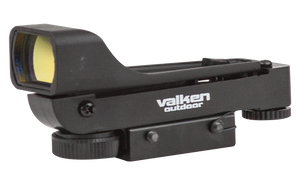Valken Outdoor Molded Red Dot Sight - Dual Mount