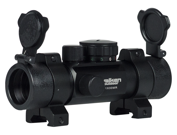 Valken Outdoor Multi-Reticle Red Dot Sight 1x30MR