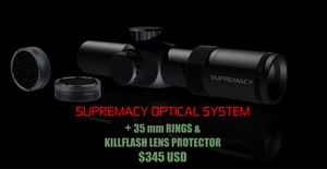 Supremacy Optical System/Rings, Killflash