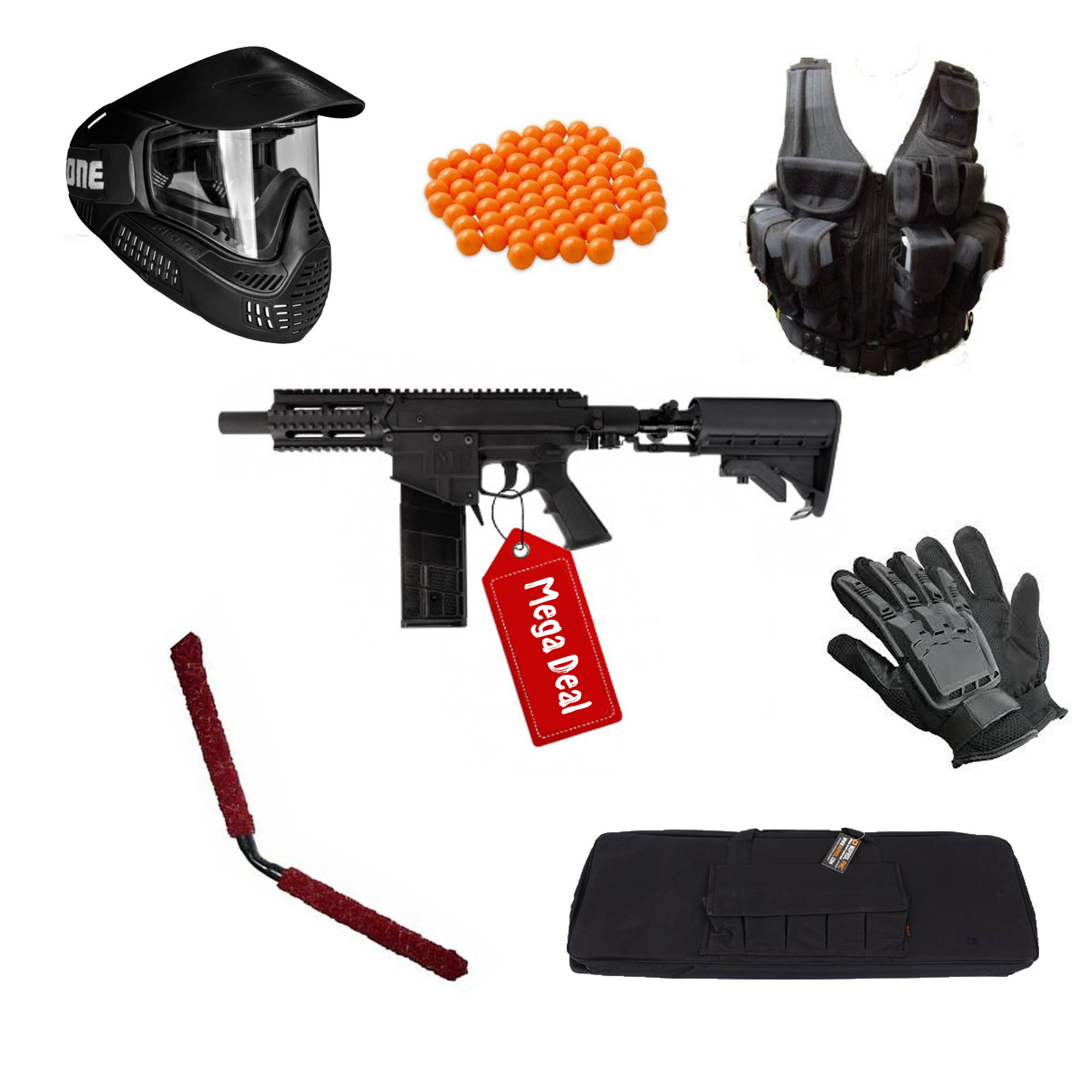 Milsig M17 CQC Mega Package - Save £120