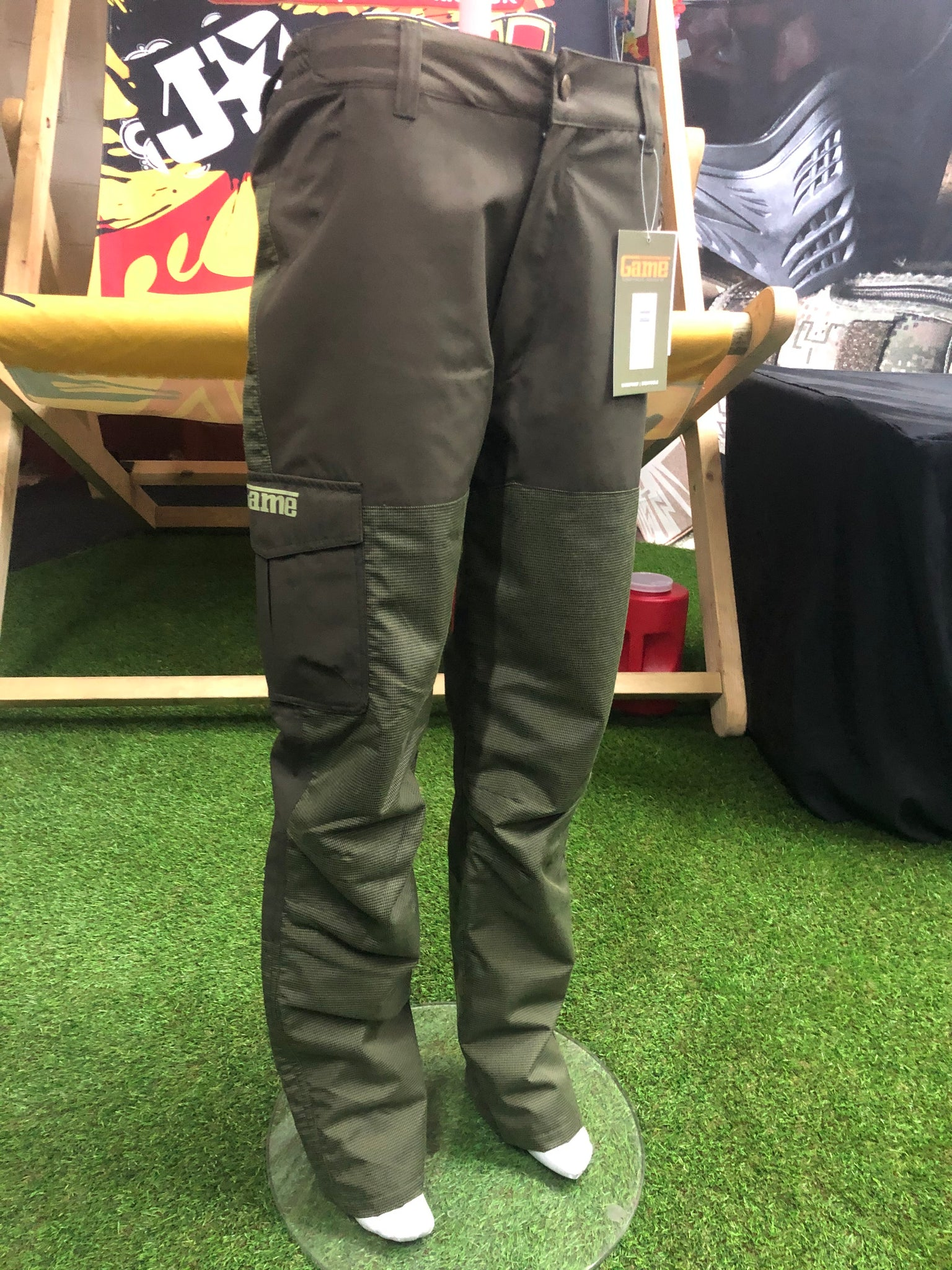 Game Excel trousers
