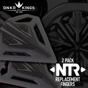 Bunkerkings NTR Spare Fingers Pack of 2