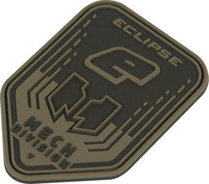 Planet Eclipse Mech Division Squad Patch