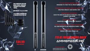 Ammotech T15 Freak XL Barrel Back