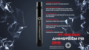 Ammotech Tipx Freak Barrel
