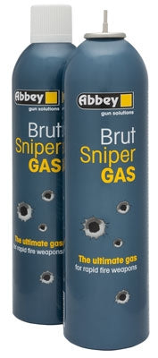 Abbey Brut Sniper Gas 300gm