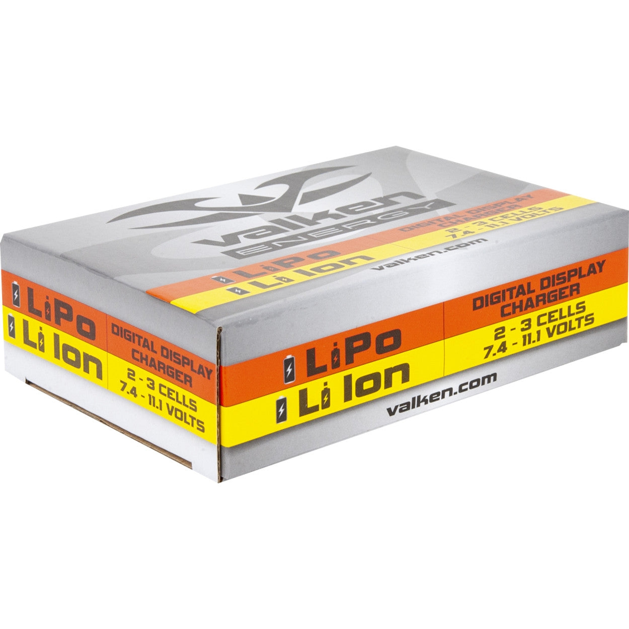 Valken Energy Li-Ion/Lipo Digital Display Charger