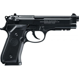WE M92A1 Gas Blowback Pistol V2 (Full Metal - Rubber Grip)
