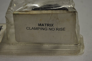 Clamping No Rise Feedneck - Matrix