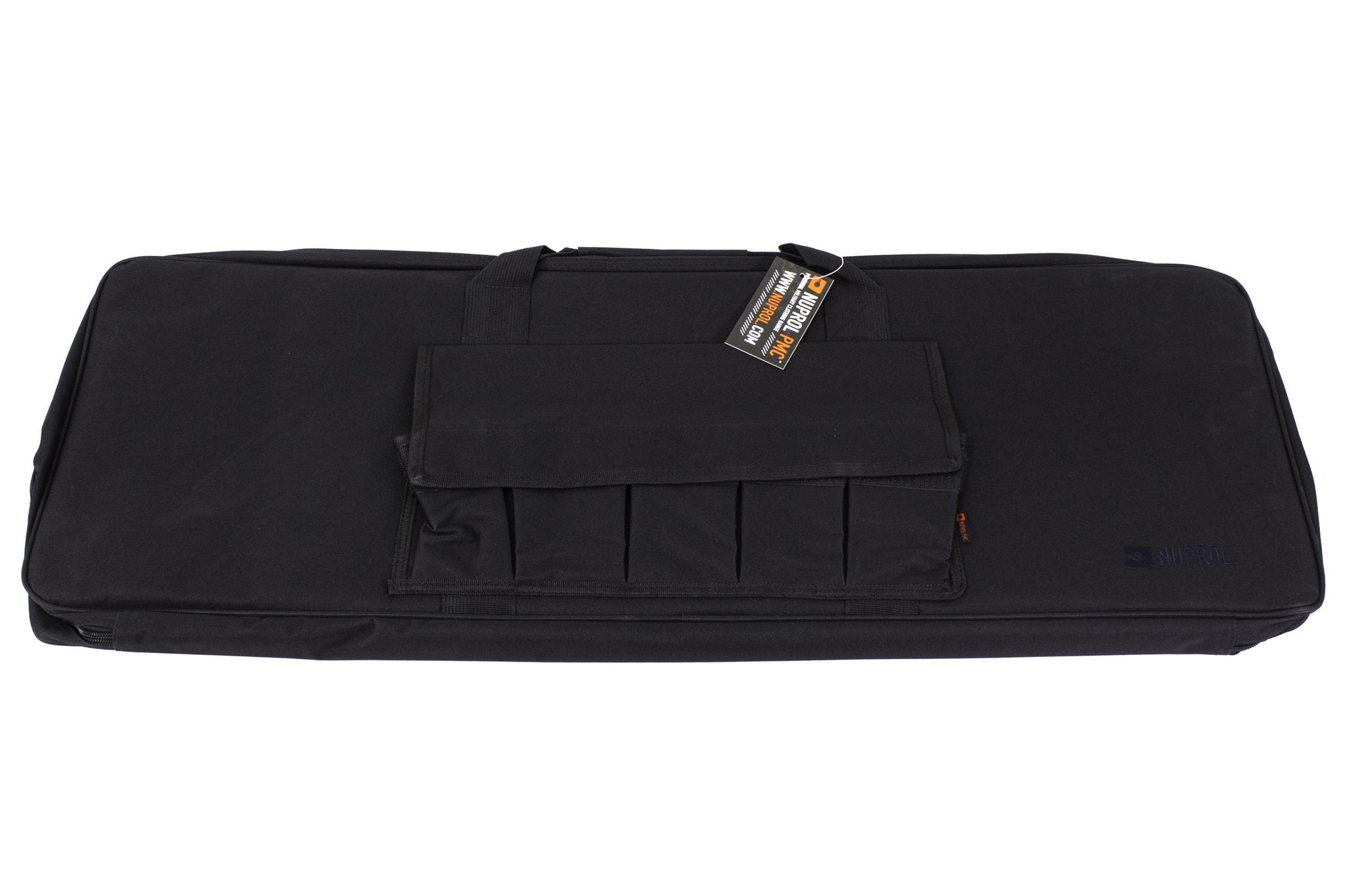 "NUPROL PMC ESSENTIALS SOFT RIFLE BAG 36"" - BLACK"