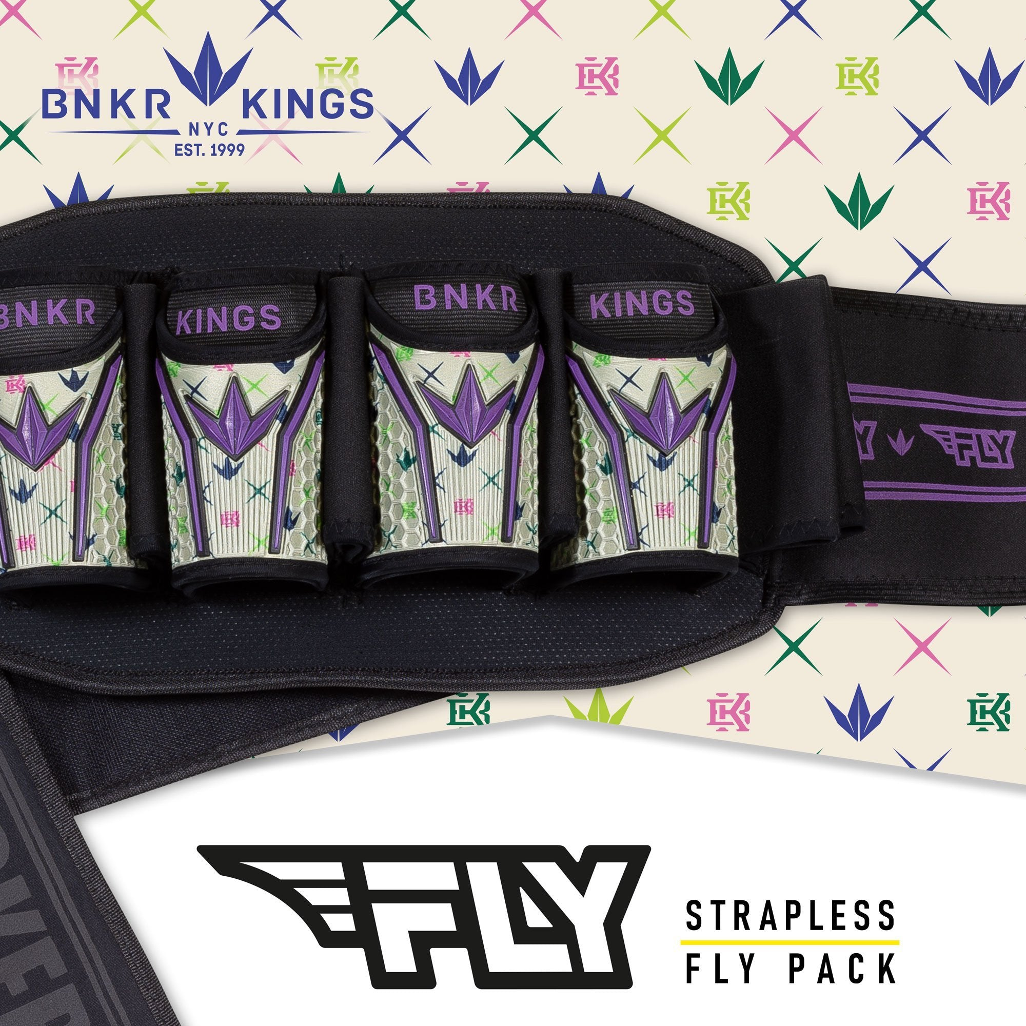 Bunkerkings Fly Pack