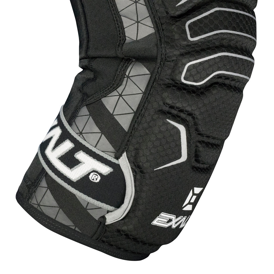 Exalt FreeFlex Knee Pad Black