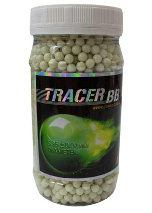 G&G Competition Grade Tracer 0.20g BB's Red / Green (2700 - Bottle)