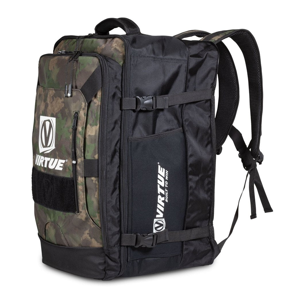 VIRTUE GAMBLER EXPANDING GEAR BACKPACK