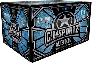 G.I Sportz Frostbite - Winter Paintballs