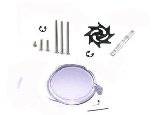 Empire Halo Lid Kit Paintball Clear
