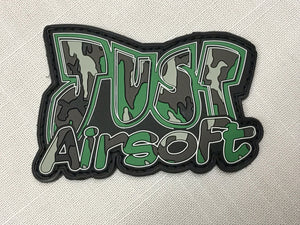 Tactical Patch - Just Airsoft